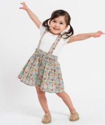 SHIPS KIDS/SHIPS KIDS:リバティ ジャンパー スカート(80~90cm)/502022553