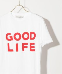 IENA/《予約》ETRE CECILE GOOD LIFE Tシャツ/502022565