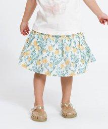 SHIPS KIDS/SHIPS KIDS:リバティ フレア スカート(80~90cm)/502022960