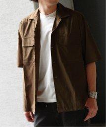 JOURNAL STANDARD relume Men's/【Begin掲載】LIGHT ALTORITMO PLAIN CPO オープンカラーシャツ/502023478