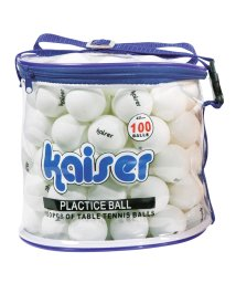 kaiser/卓球ボール 100個セット/502024583