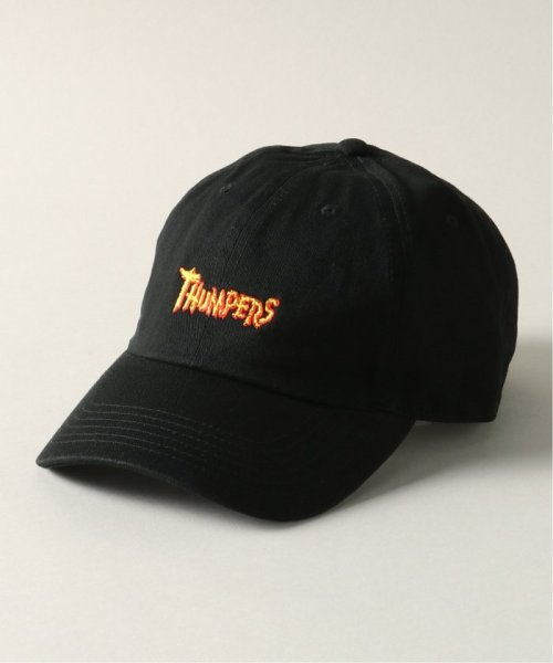 JOURNAL STANDARD(ジャーナルスタンダード)/THUMPERS NYC for JS/サンパースexclusiveモデル:Crack Logo CAP/19095610006110