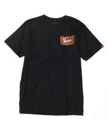 VANS/VANS BITTERS TEE  BLACK/502025031