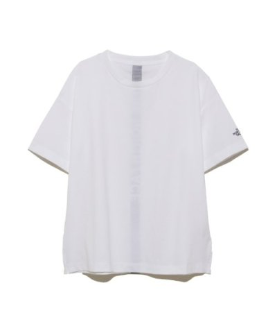 【THE NORTH FACE】LINE LOGO TEE