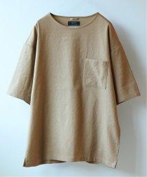 JOURNAL STANDARD relume Men's/【Begin掲載】NOTO QUALITY 麻 Tシャツ/502025223
