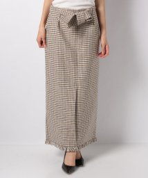 Sylph/ロングタイトウエストリボンスカート/501942700
