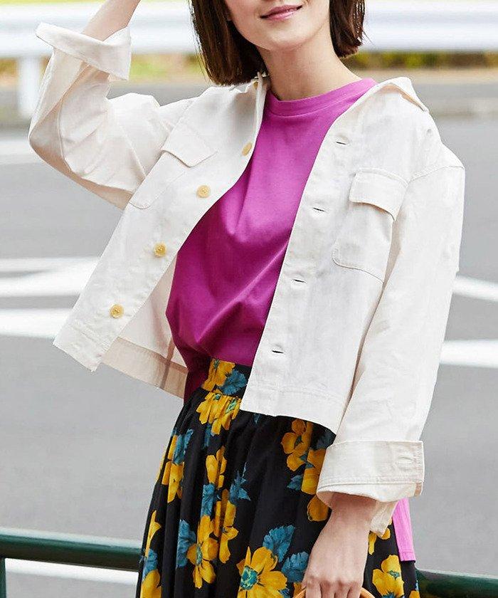 カジュアルシャツジャケット