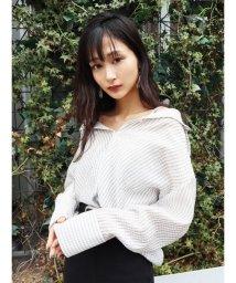 EMODA/2WAYシャツ&ビスチェセットアップ/501998970