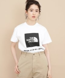 ADAM ET ROPE'/【THE NORTH FACE】RAGE SHORT SLEEVE BOX LOGO TEE/502021216