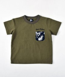 RAD CUSTOM/【カタログ掲載】天竺バック刺繍アロハTシャツ/502025666
