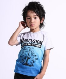RAD CUSTOM/【カタログ掲載】天竺段染めTシャツ/502025667