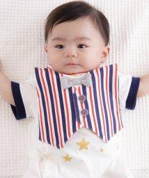 e-baby/ストライプベストスタイ/502025672