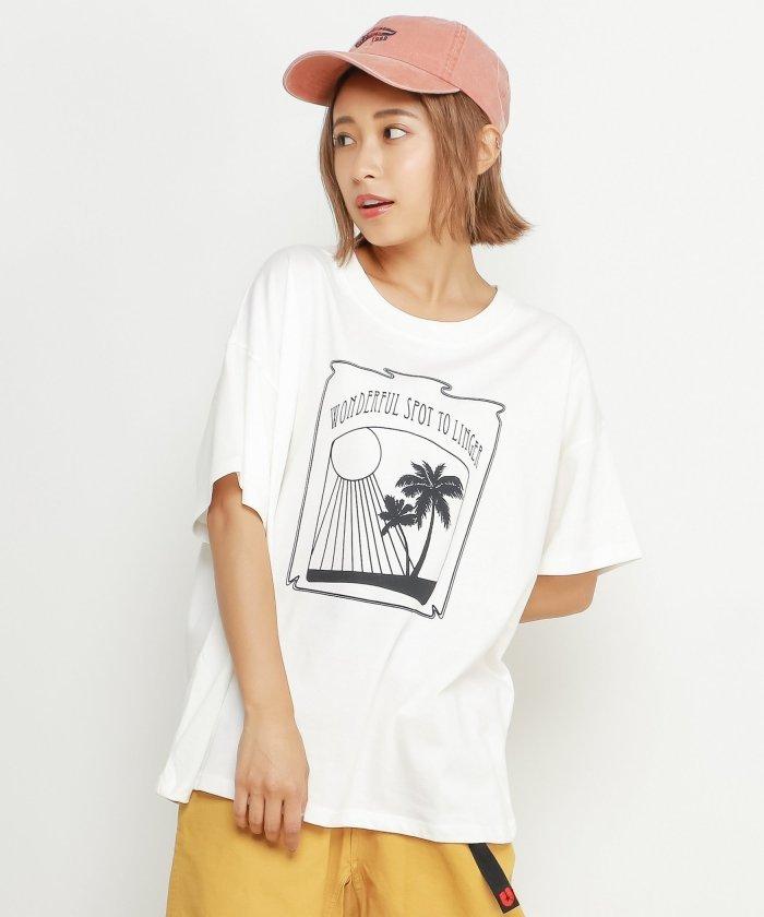 ゆるアロハTシャツ