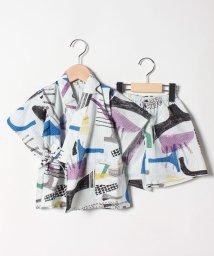 OCEAN&GROUND/甚平スーツ JAPAN GRAFITY/501502326
