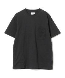 BEAMS OUTLET/BEAMS / ヘビー ウエイト ポケット Tシャツ/501900504