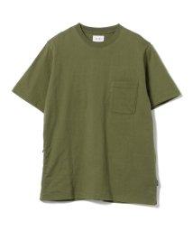 BEAMS MEN/BEAMS / ヘビー ウエイト ポケット Tシャツ/501900504