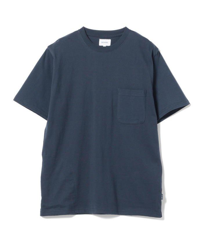 BEAMS / ヘビー ウエイト ポケット Tシャツ