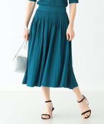 Demi-Luxe BEAMS/Demi-Luxe BEAMS / フレア ニットスカート/501969522