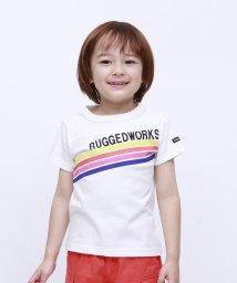 RUGGEDWORKS/胸ライン半袖TEE                                  /502000541