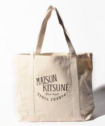 MAISON KITSUNE/【MAISON KITSUNE 】PALAIS ROYAL トートバッグ/502008503