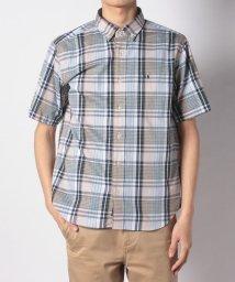 McGREGOR/McGパナマチェック半袖BDシャツ/502011182