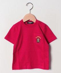 XLARGE KIDS/ファニーゴリラ&ロゴTシャツ/502014669