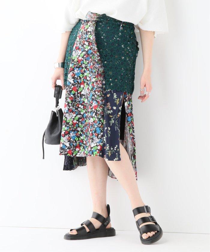 【FACETASM/ファセッタズム】TIERED  PLEATS:スカート