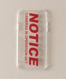 JOURNAL STANDARD/URBAN SOPHISTICATION NOTICE IPHONE CASE/502028069
