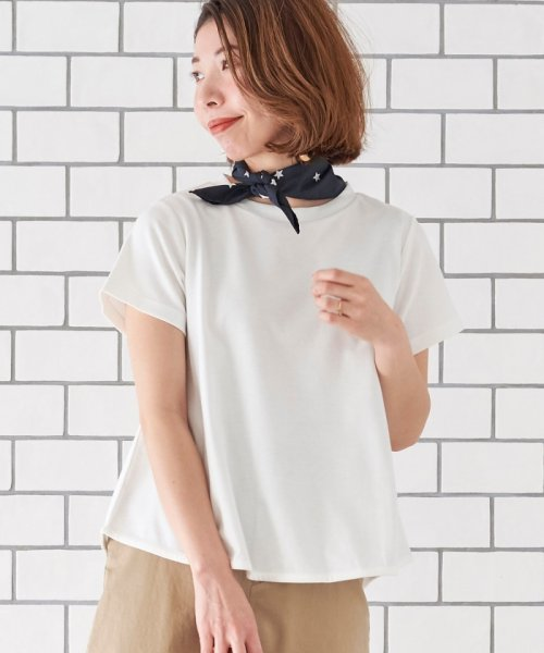 le.coeur blanc(ルクールブラン)/フレアTシャツ/3095013208