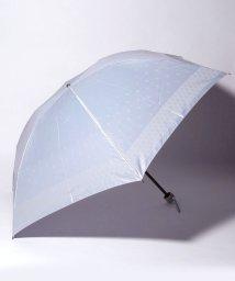 LANVIN Collection(umbrella)/LANVIN COLLECTION 婦人 ミニ傘 カチオン ロゴ ジャガード/501913206