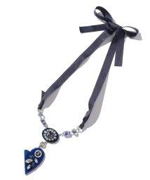 LANVIN en Bleu(JEWELRY)/タンダンス ブルー樹脂ネックレス/501981221