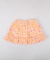 KISS DROP/【カタログ掲載】ブロードフルーツ柄スカートパンツ/501998747