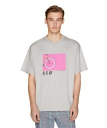 BENETTON (mens)/アートグラフィック半袖Tシャツ・カットソー/501999721