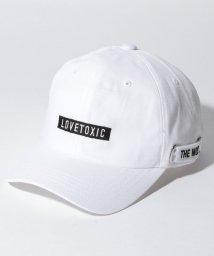Lovetoxic/ワッペンローキャップ/502018486