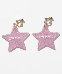 Lovetoxic/ビッグスターイヤリング/502018487