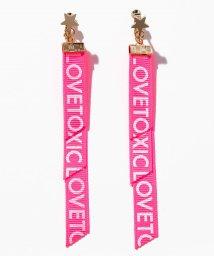 Lovetoxic/ロングテープイヤリング/502018490
