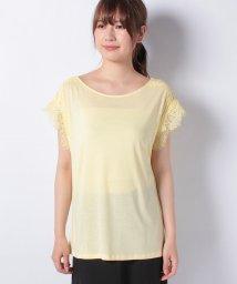 BENETTON (women)/レーストリムTシャツ・カットソー/502023145