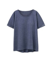 MAC HOUSE(women)/SARARI プラチナ加工 ブラトップTシャツ FW-2808/502026950