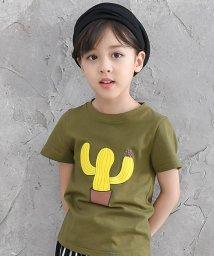 子供服Bee/プリント入り半袖Tシャツ/502026968