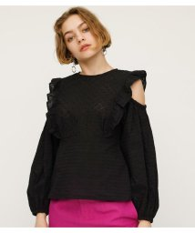 SLY/COMBI LACE FRILL TOPS/502029249