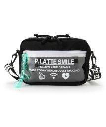 PINK-latte/クリアポケットショルダー/502029872