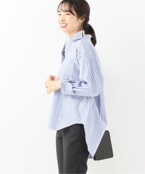 La TOTALITE(ラ トータリテ)/【TVドラマ着用】t.yamai paris ストライプシャツ/19050150000010