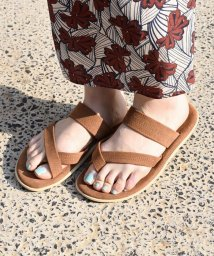 SHIPS WOMEN/ISLAND SLIPPER:トングサンダル◇/502030267