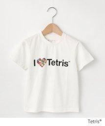THE SHOP TK(KID)/【100cm~150cm】【パパおそろい】Tetris(R)Tシャツ/502030304
