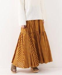 Spick & Span/【SARA MALLIKA】 チェックロングスカート◆/502030753