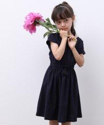 ROPE' PICNIC KIDS/【ROPE' PICNIC KIDS】タッセルリボンワンピース/502030804