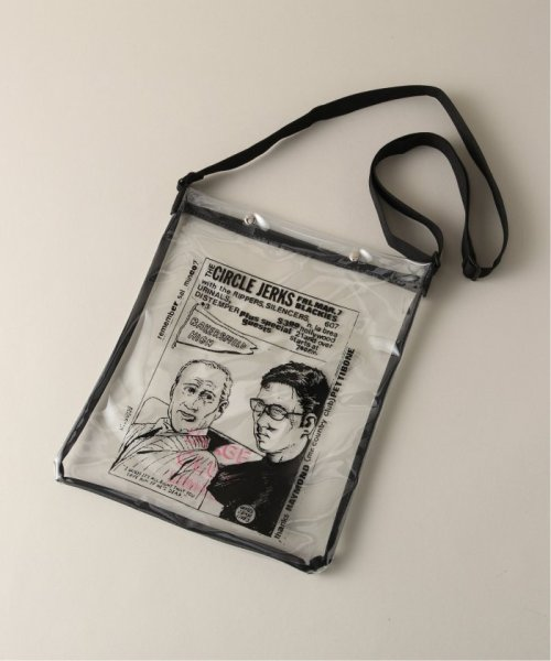 JOURNAL STANDARD(ジャーナルスタンダード)/IMAGE CLUB LIMITED×JS/ ICL別注:CLEAR BAG/19092610011610