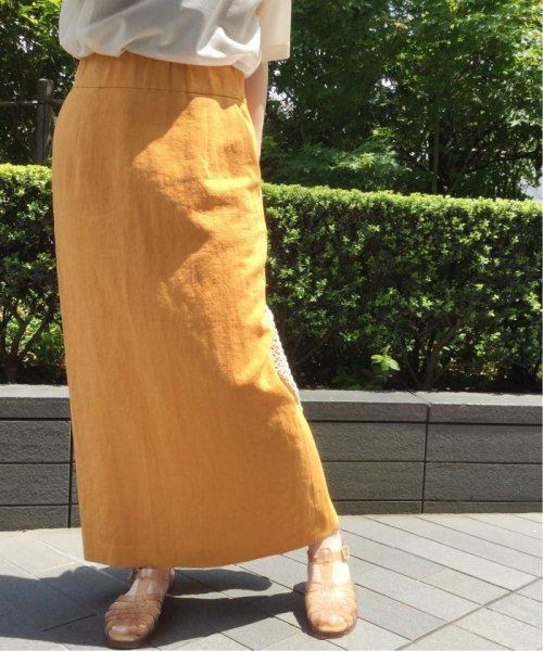 JOURNAL STANDARD(ジャーナルスタンダード)/【NEU】ナチュラリズムタイトマキシスカート/19060400005010