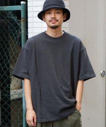 BEAMS MEN/BEAMS / ヘビー 鹿の子 Tシャツ/501913383