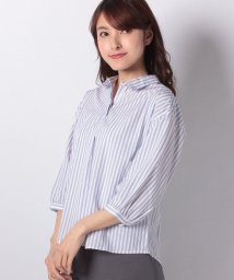 Afternoon Tea LIVING/【LEE5月号掲載アイテム】バンセルクールシャツ/502011570